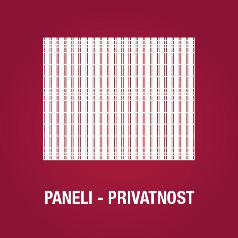 Paneli - privatnost