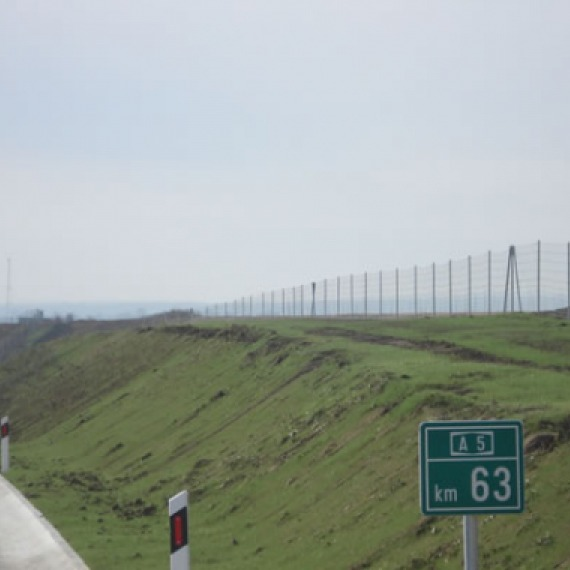 Autocesta Đakovo - Sredanci