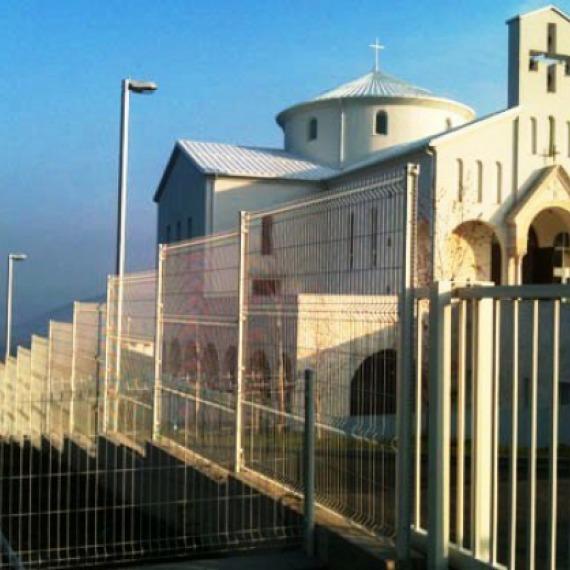 Crkva hrv. mučenika - Udbina