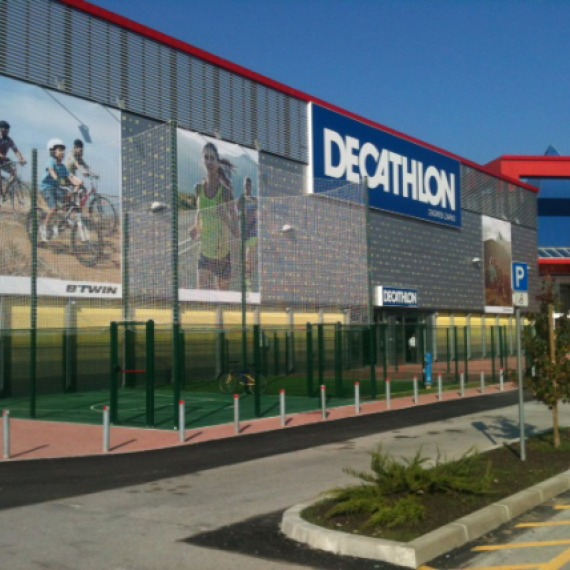 Decathlon - Zagreb