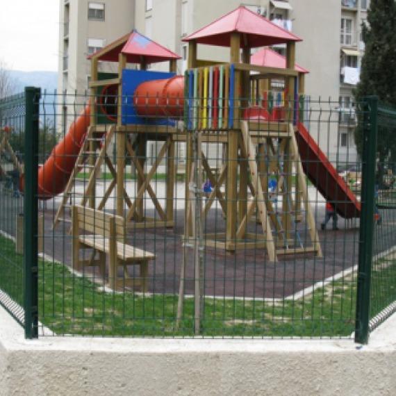 Dječje igralište - Split