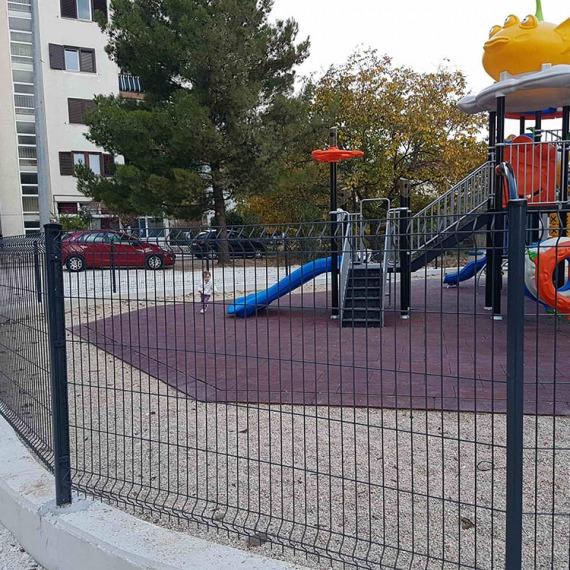 Dječje igralište - Trogir