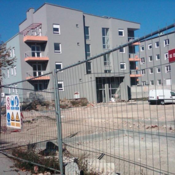 Gradilište - Samobor