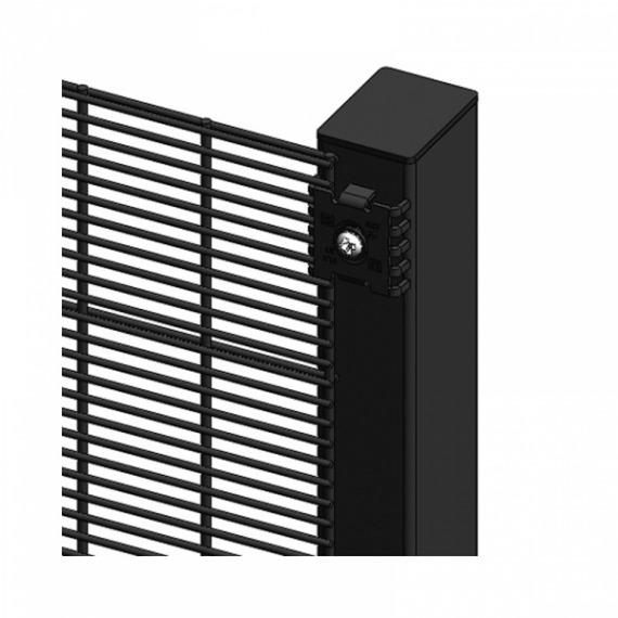 Securifor pravokutni stupovi + dijelovi za učvršćivanje-3
