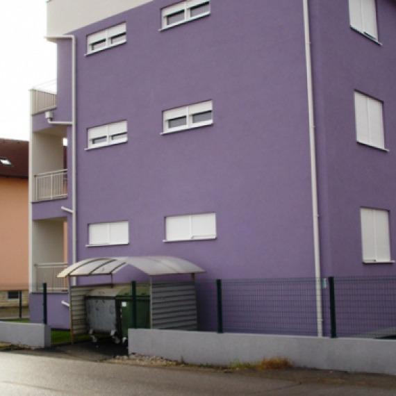 Stambena zgrada - Sveta Klara