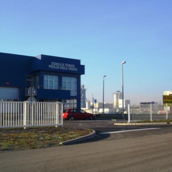 Stanica za tehnički pregled vozila - Slavonski Brod