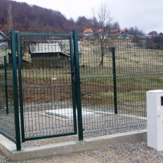 Stanica za vodovod - Delnice
