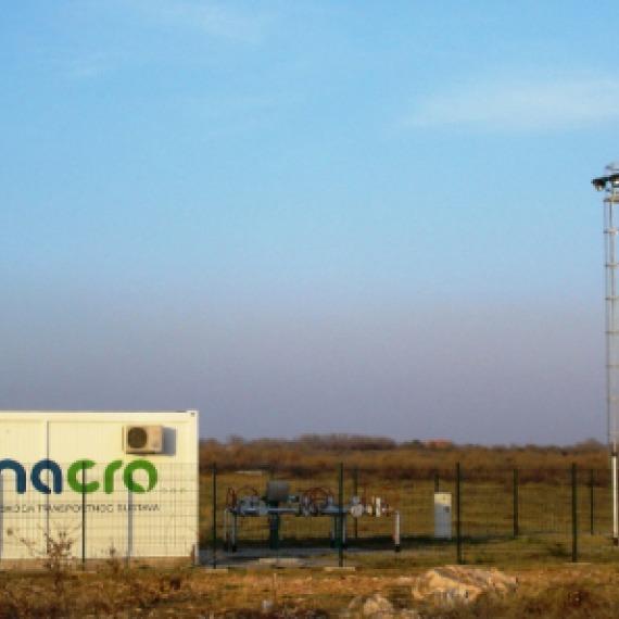 Stanice za plinovod - Dalmacija