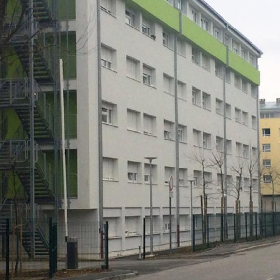 Studenski dom Cvjetno naselje - Zagreb