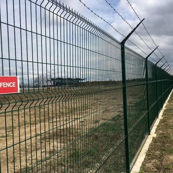 Zračna luka Zagreb - novi terminal-1