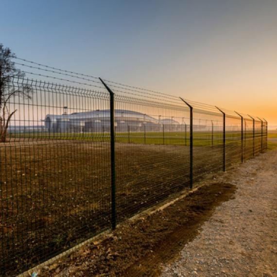 Zračna luka Zagreb - novi terminal-2