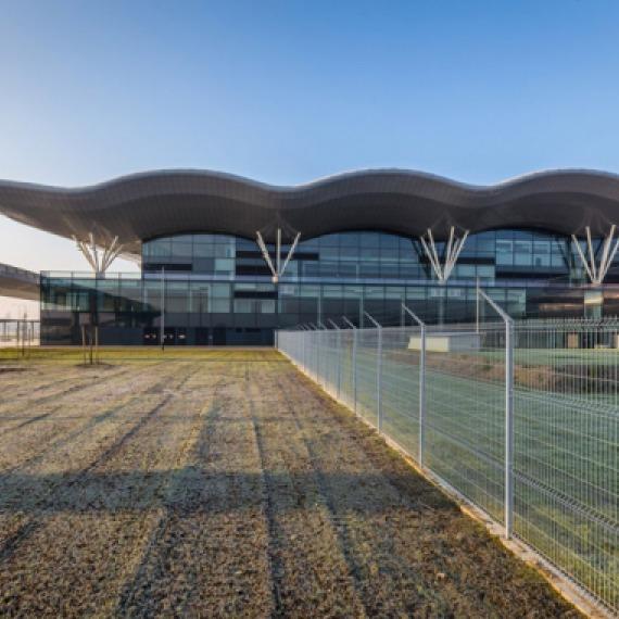 Zračna luka Zagreb - novi terminal-3