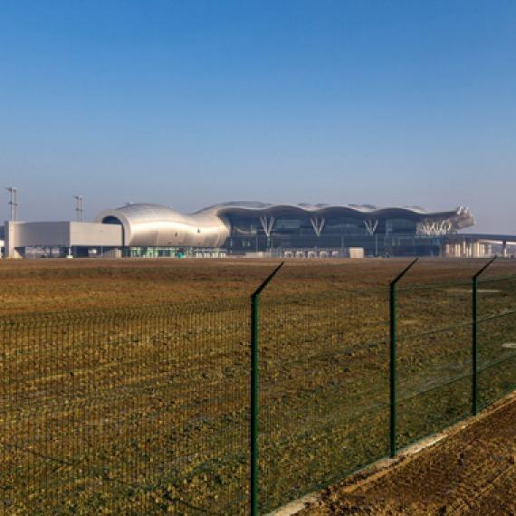 Zračna luka Zagreb - novi terminal-4