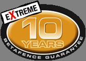 10 godina garancije ekstremno
