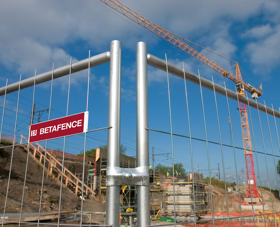 Betafence high security